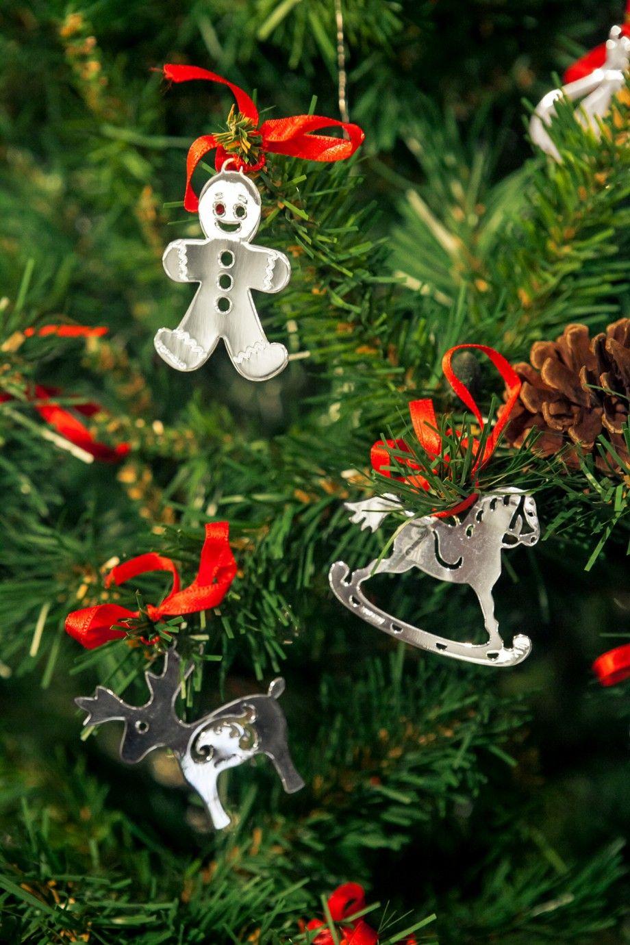 Christmas Ornament Tree