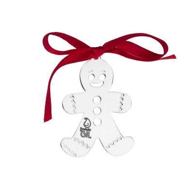 Christmas Ornament Gingerbread Man