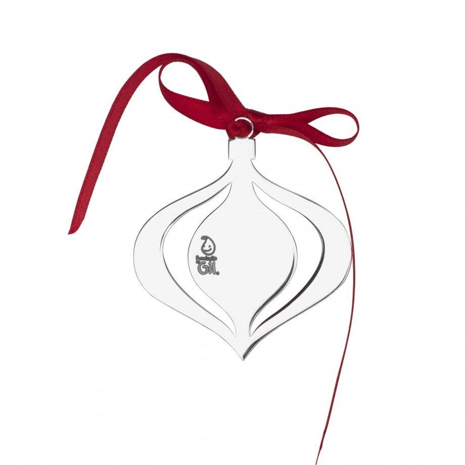 Ornamento Natal Pinha
