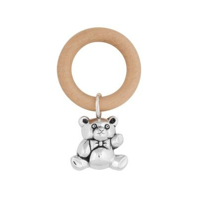 Teething Ring Teddy Bear S