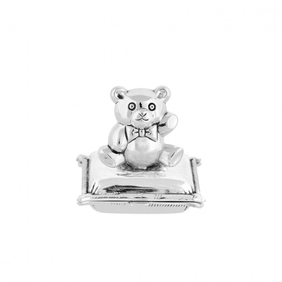 Keepsake Box Teddy Bear