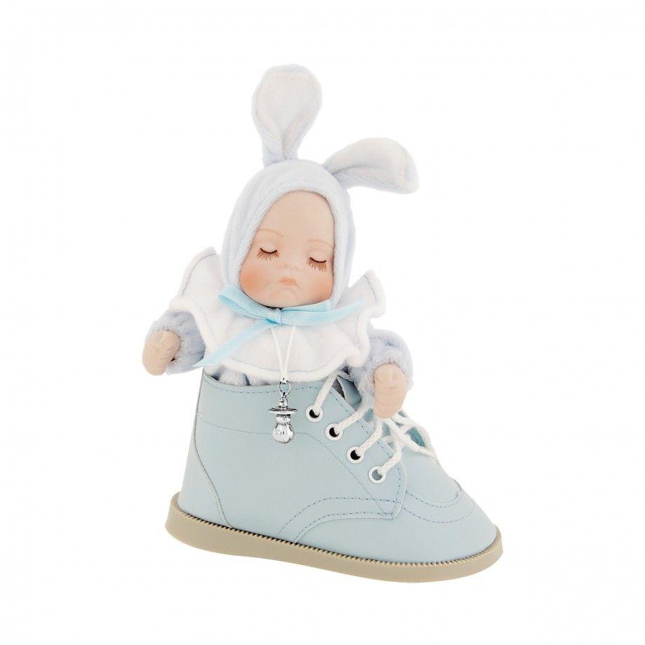 Music Box Baby in Shoe