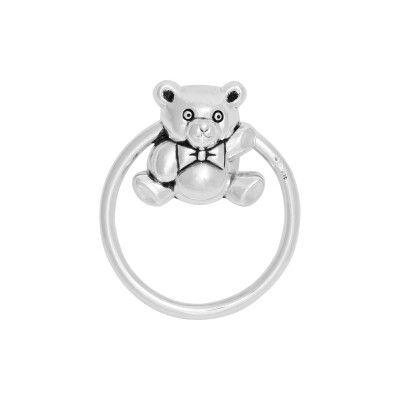 Ratlle Teddy Bear