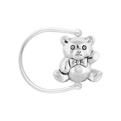 Rotation Rattle Teddy Bear