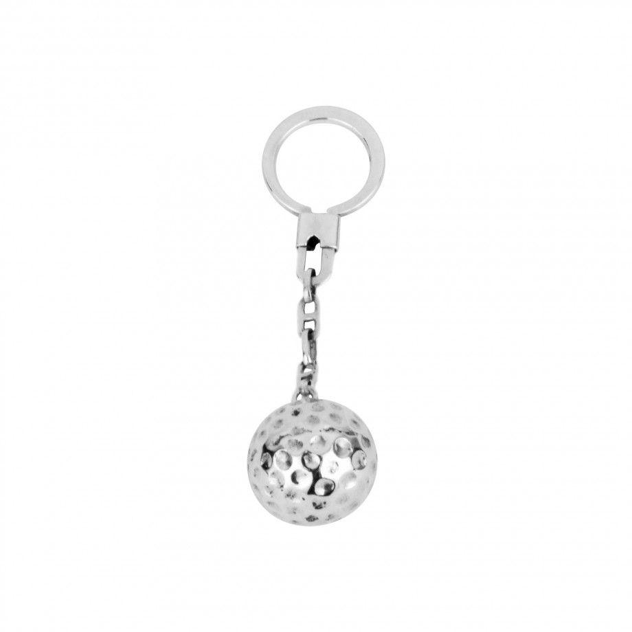 Key Ring Golf Ball