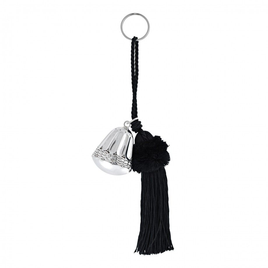 Key Ring Jingle - Black