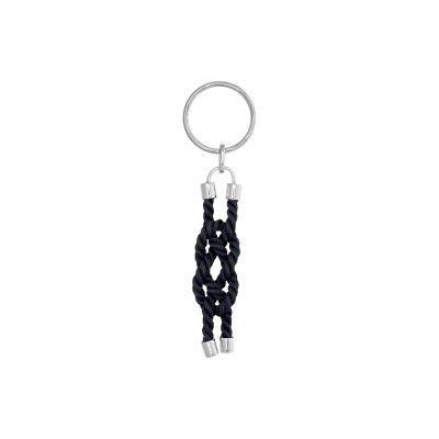 Key Ring Nautic Knot L