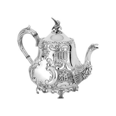 Tea Pot Corbell