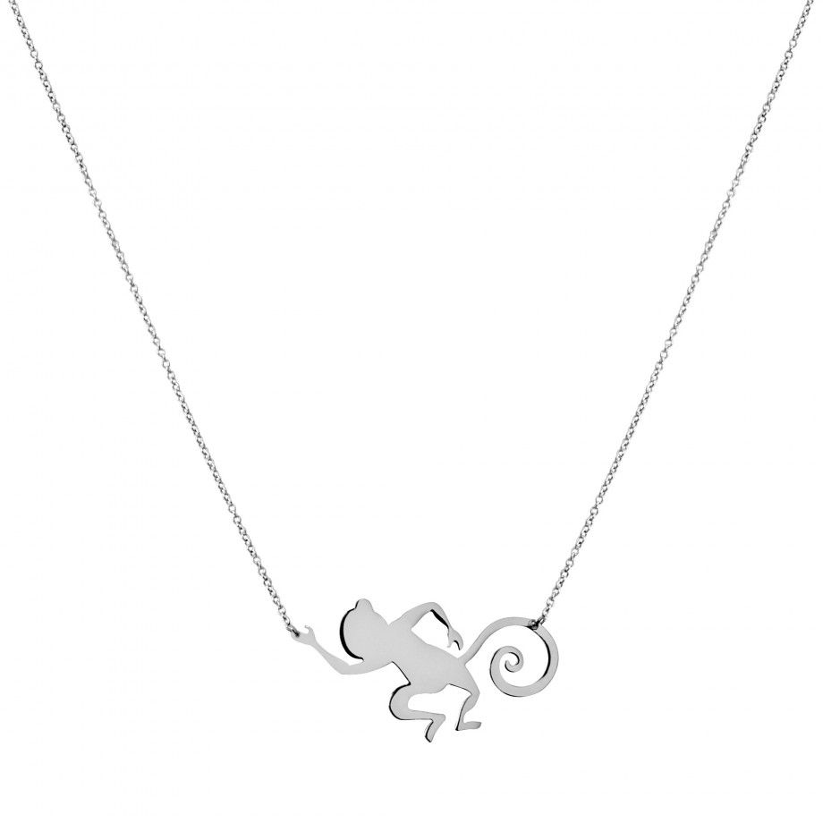 Necklace Monkey Business