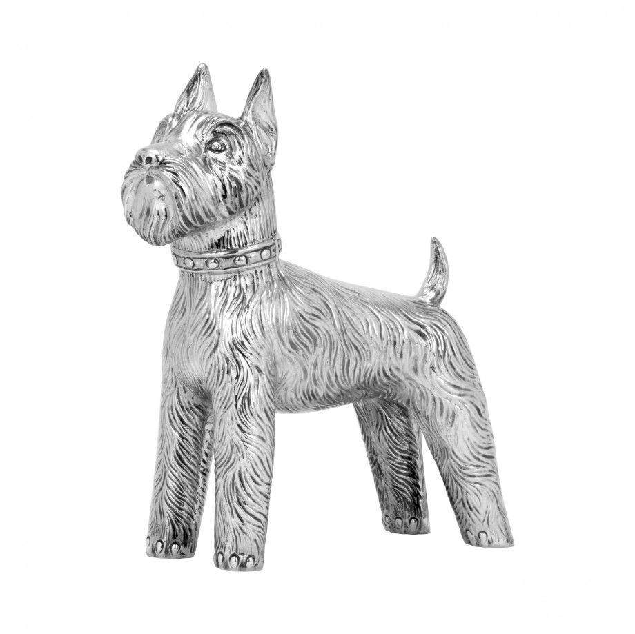 Figurine Schnauzer Dog