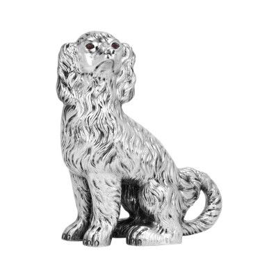 Figurine Épagneul Breton Dog