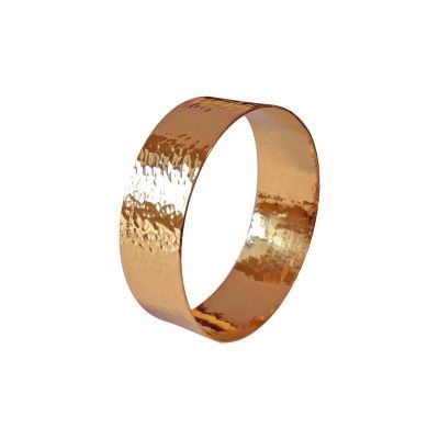 Bangle 2cm Golden