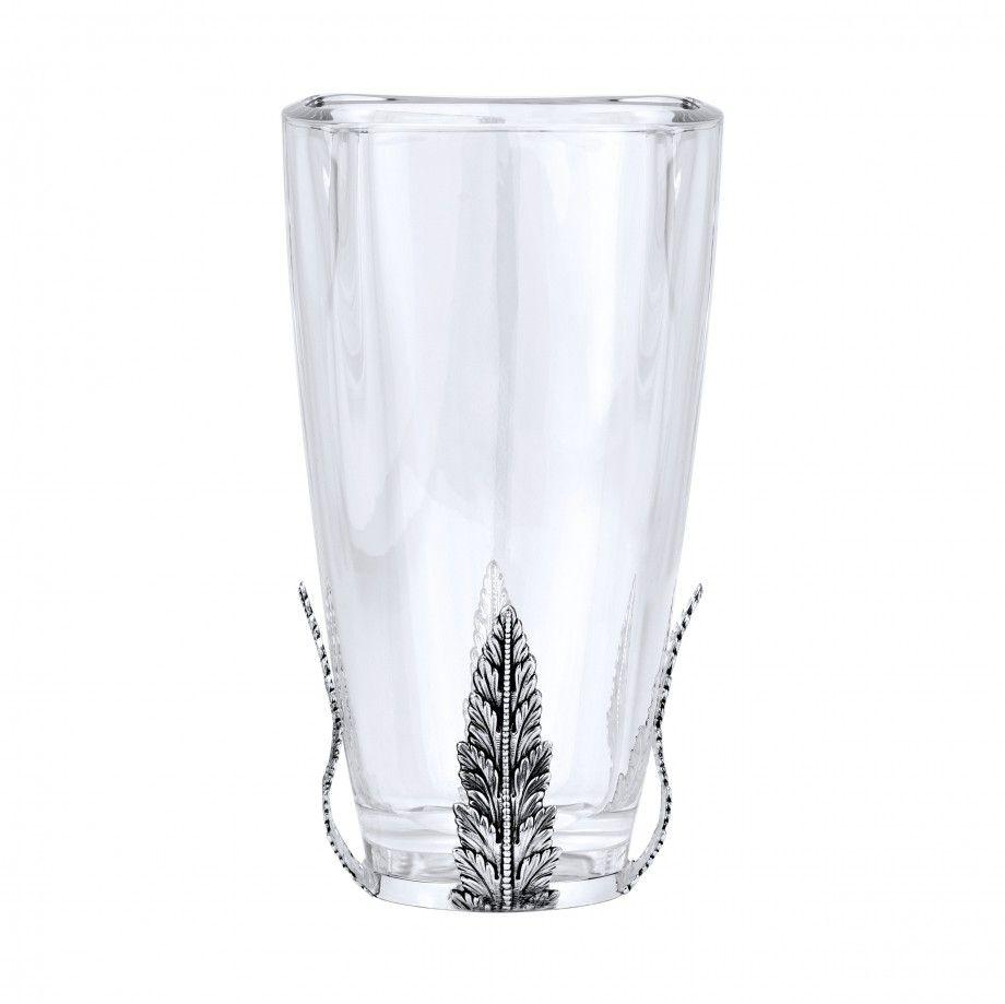 Vase Leaves