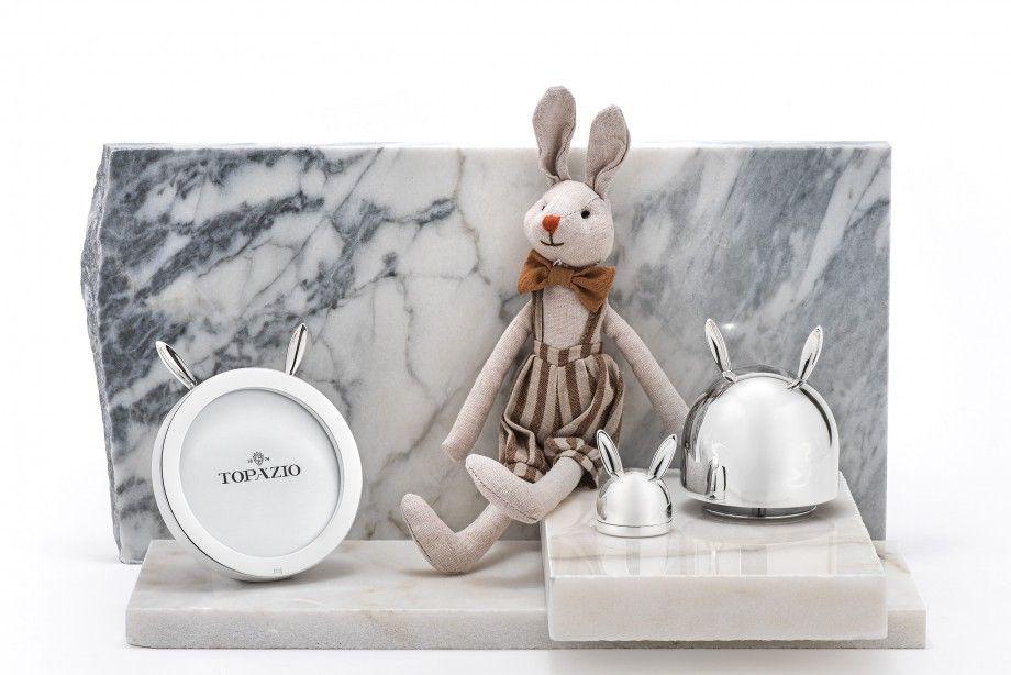 Picture Frame Bunny Animalia