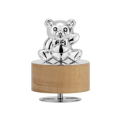 Music Box Teddy Bear