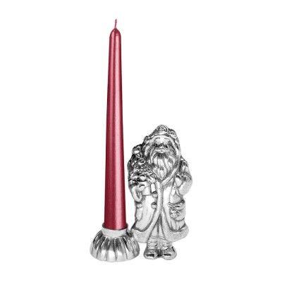 Candlestick Santa Claus