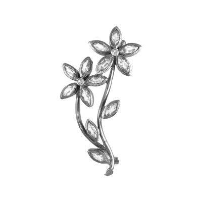Brooch Lillies