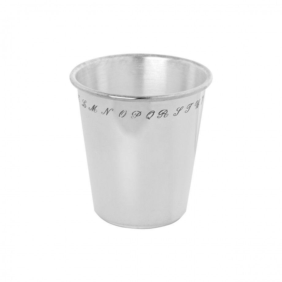Cup Alphabet