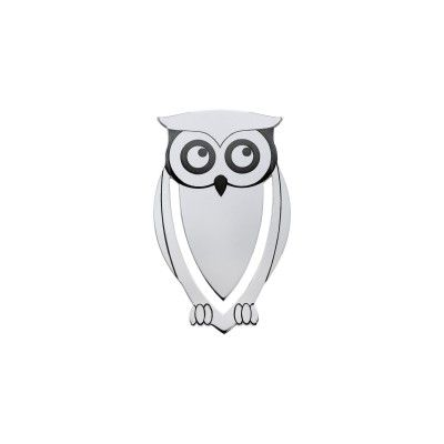 Book Marker Owl