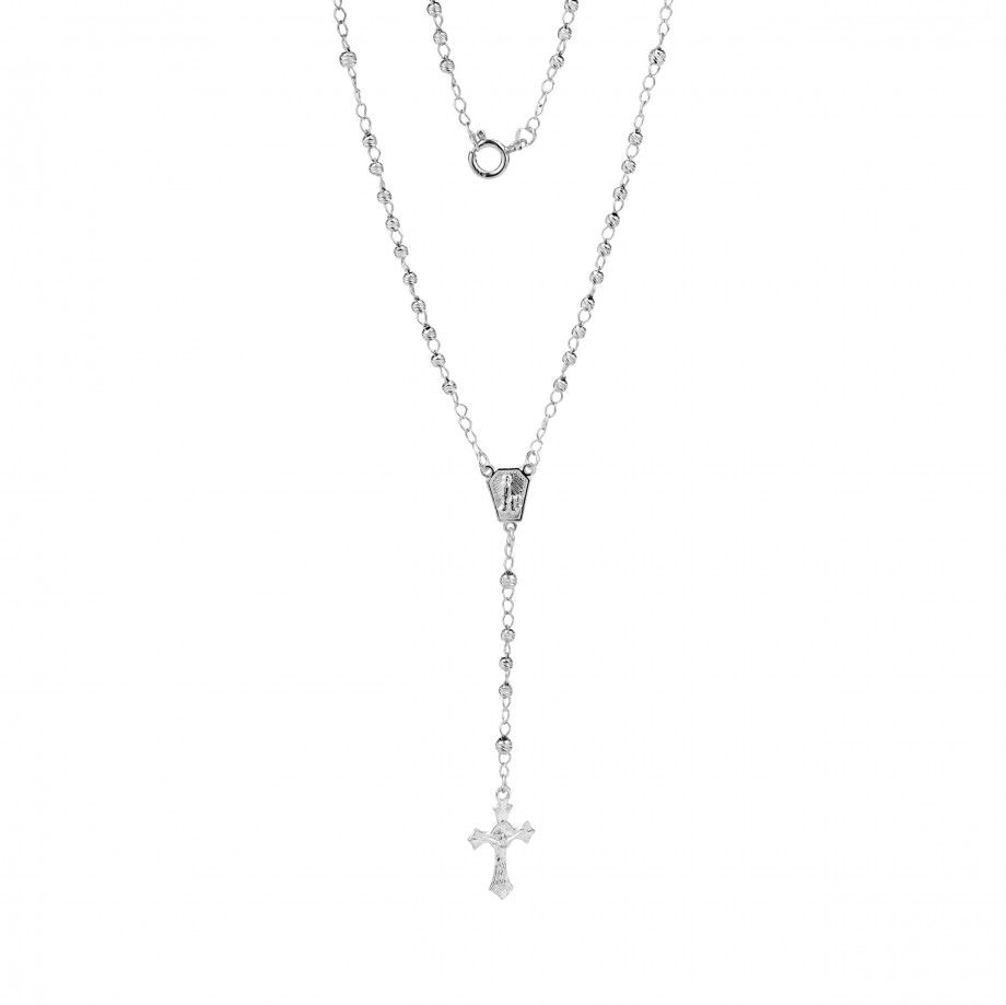 Rosary Necklace 2,5mm - Faceted