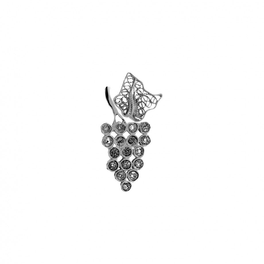 Pendant Grape And Leaves