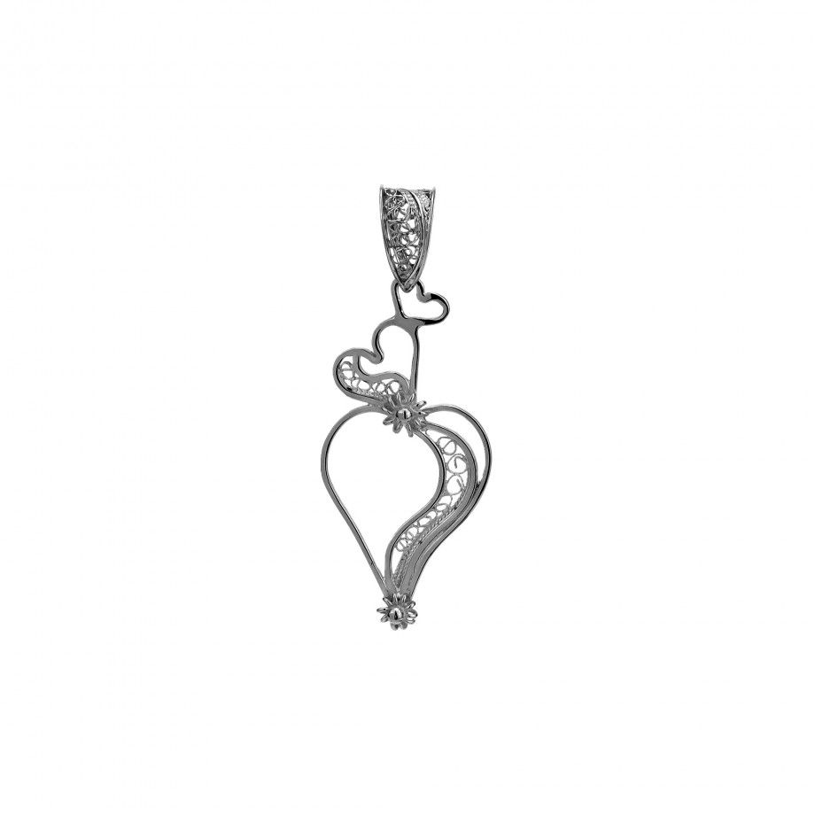 Pendant Incline Heart