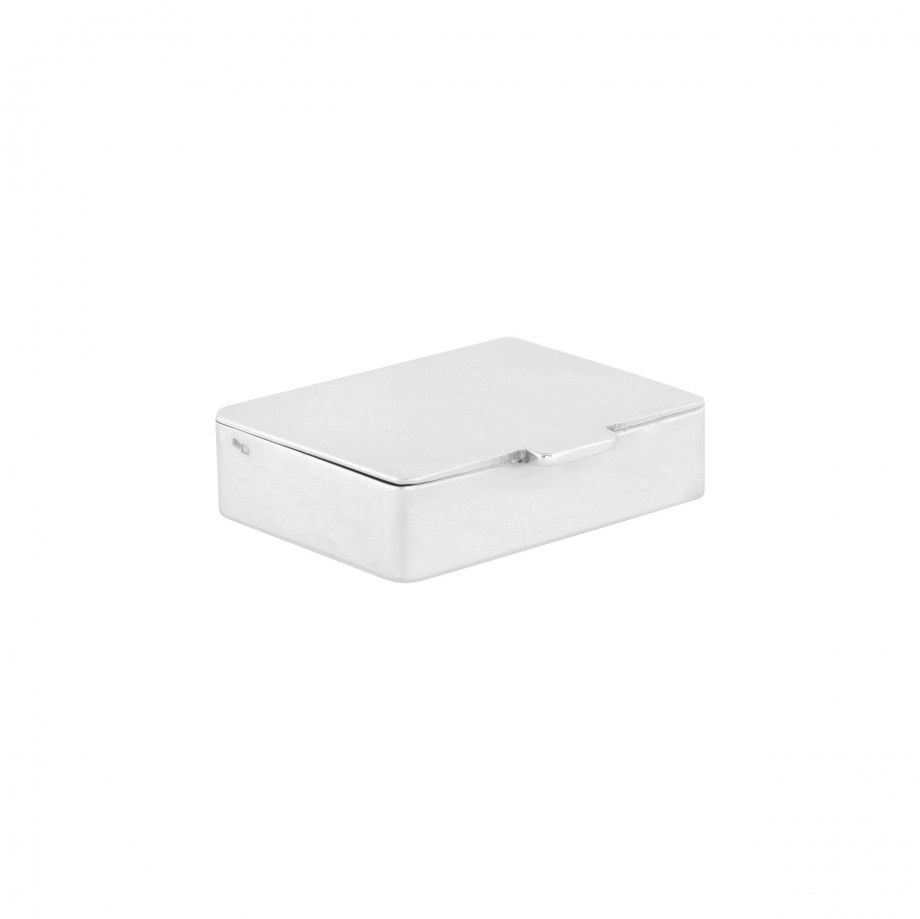 Pill Box Rectangular Prime S