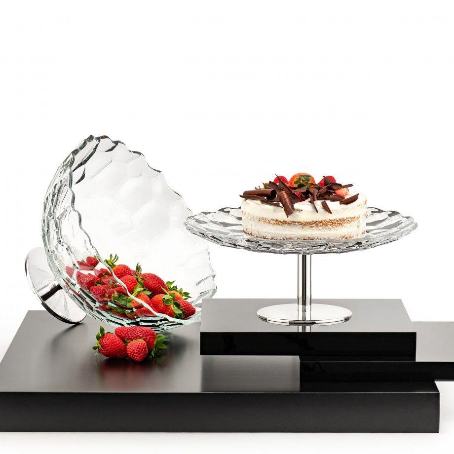 Cake Plate Siena