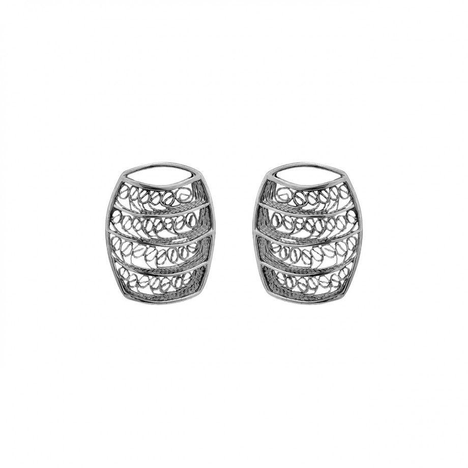 Earrings Barrel