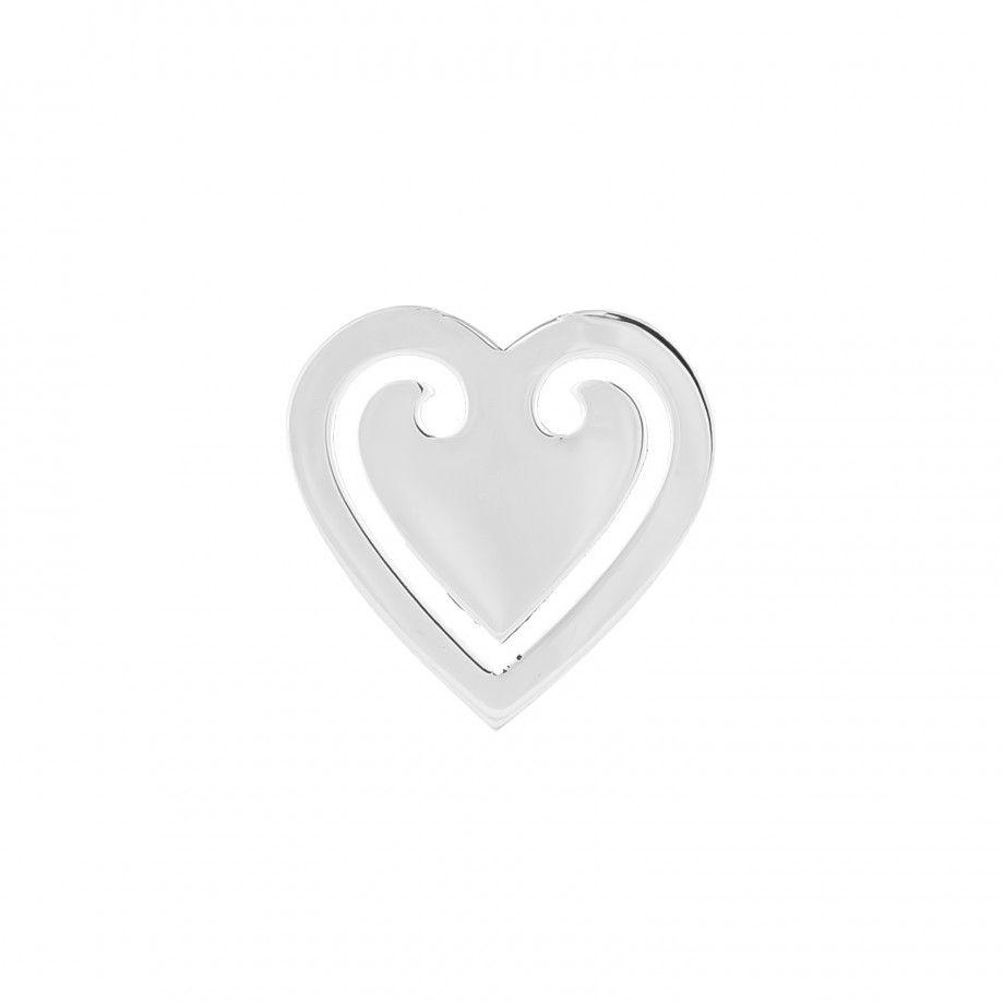 Book Marker Heart