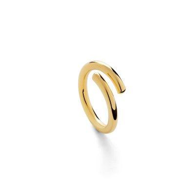 Anel Rendezvous - Dourado