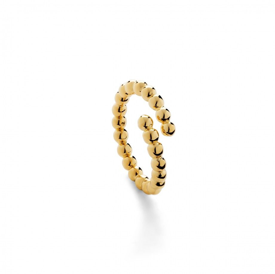Ring Small Beads Rendezvous - Golden