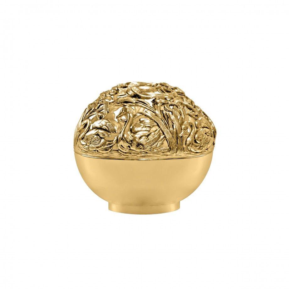 Box Swans - Golden