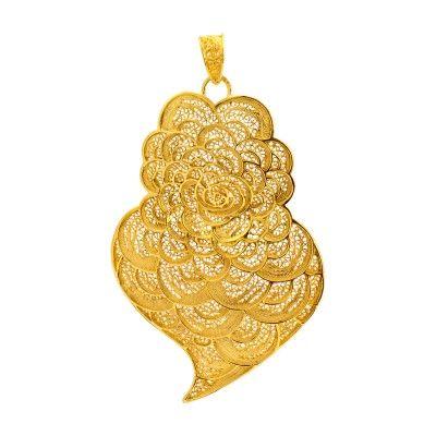 Pendente Maruva - Dourado