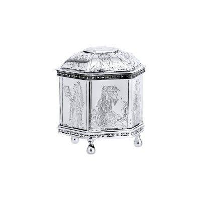 Wedding Rings Box Holandesa