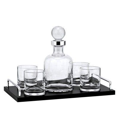Conjunto de Whisky Bristol